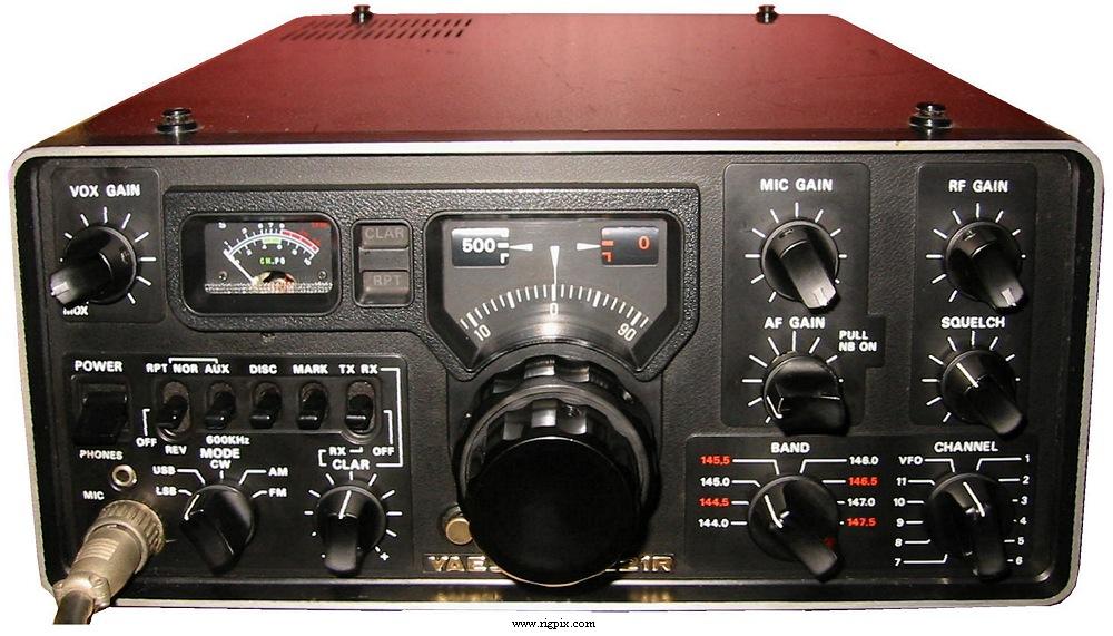yaesu ft 100 service manual